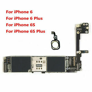 Original Motherboard  for iPhone 6/6S Plus/6S Plus 16GB 32GB 64GB 128GB Unlocked
