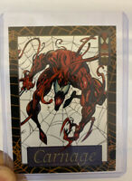 1994 Fleer Marvel Cards The Amazing Spider-Man Suspended Animation Carnage #5
