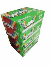 LIME Skittles 24 Count Shareable 4 oz BIG BAG Size Limited Share 24 Box Pack All