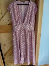 Ladies dresses size 18 pre owned
