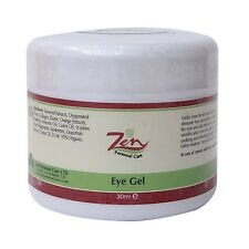 EYE GEL ORGANIC 30ml  Removes fine lines puffiness around eyes & wrinkles