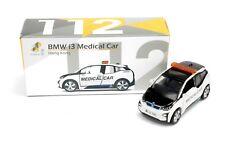 1/64 TINY Hong Kong 112 Die-cast Model Car - BMW i3 Medical Car ATC64398