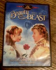 Beauty and the Beast (Dvd, 2005) Rebecca De Mornay John Savage 1986 Film