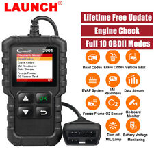 LAUNCH OBD2 Scanner Car Check Engine Light Fault Code Reader OBD Diagnostic Tool