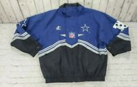 Vintage PROLINE 90s Dallas COWBOYS Logo Athletic JACKET NFL MEN'S SIZE XL