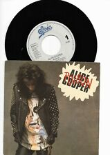 Alice Cooper. Poison / Trash. 1989 Heavy Metal. made in Holland. NM. NM.