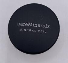 Bare Escentuals BareMinerals Mineral Veil Finishing Face Powder .03oz Brand New