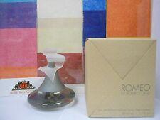 ROMEO DI ROMEO GIGLI EAU DE PARFUM FOR WOMAN 1.7 OZ / 50 ML HARD TO FIND RARE
