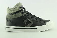 [F092] Converse Pro Blaze Hi Gr 31 US 13  All Star Schuhe Sneaker Kinder Schwarz