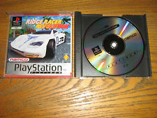 RIDGE RACER REVOLUTION PLATINUM PS1 - QUASI NUOVO!!! - RARO!!!