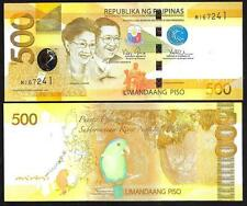 PHILIPPINES 500 Piso 2010 UNC P 210a