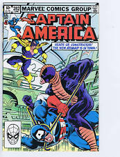 Captain America #282 Marvel 1983
