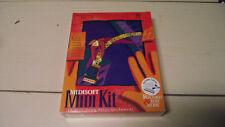 Midisoft Midi Kit (PC, 1994) Factory Sealed, Midi cable included