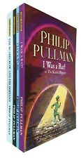 Philip Pullman Collection Scarecrow and his Servant I Was a Rat 4 Books Set NEW