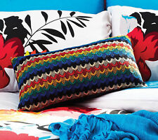 Unbranded Striped Decorative Cushions