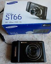 fotocamera digitale Samsung st 66 come nuova regalo custodia