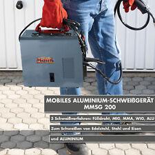 Mauk Multi Schweißgerät MMSG 200 A (aluminium Schweiß Funktion)