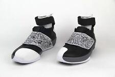 4b5358ad6a51 Air Jordan Retro XX 20 Playoffs Grey Stealth Black White Oreo 310455-003 SZ  10.5