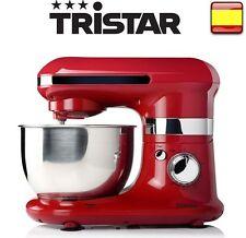 Robot de cocina amasadora Batidora 4 litros TRISTAR MX-4170 profesional 6 VEL