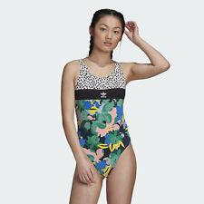 {GC6835} adidas HER Studio London Bodysuit - Multicolor *NEW*