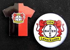 SPORT MAGNET Pin / Pins - BAYER LEVERKUSEN / 2 PINS!!!!!!!!! (2230A)