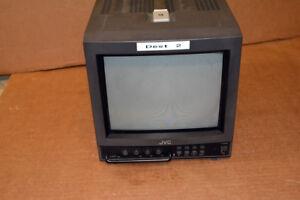 "RAR 10"" CRT Broadcasting JVC FarbmonitorTM-1000PS 4:3"