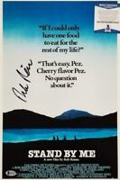 Director Rob Reiner signed Stand By Me 11x17 Photo Autograph ~ Beckett BAS COA