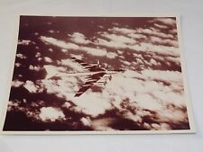 VINTAGE Russian Tupolev Tu-95 BOMBER  Color Photo 8 x 10