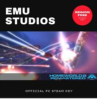 Homeworld - Remastered Collection (PC) Steam Key Region Free Space