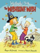 Judy Moody and Stink: The Wishbone Wish-ExLibrary