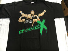 NEW Vintage D-Generation X WWF WWE Shirt  Adult XL Shawn Michaels HHH NWOT