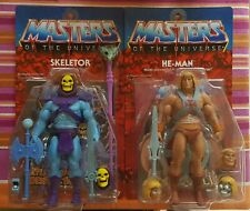 He-Man & Skeletor Ultimate 2.0 Filmation Masters of the Universe Classics S7