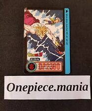 carte Dragon ball Z Dbz Carddass hondan Bp/Dp fr No/numéro 81 regular