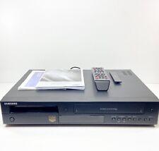 Samsung DVD-VR375 VHS & DVD Recorder VCR Combo HD w/ Remote - COPY VHS TO DVD