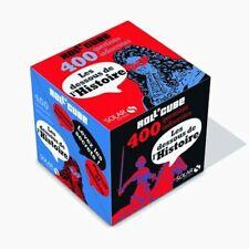 Roll'Cube - Jeu de questions - Les dessous de l'histoire - TTBE -Edition épuisée