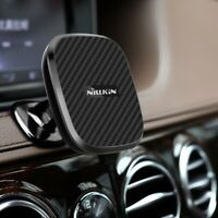 NILLKIN Car Magnetic Wireless Charger Suction Phone Holder for iPhone X/8 Plus/8