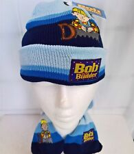 ~ Bob the Builder - BOYS WINTER SET HAT GLOVES SCARF