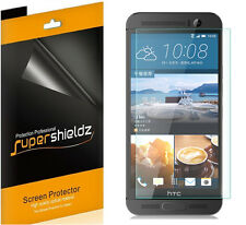 6X Supershieldz HD Clear Screen Protector Shield Saver For HTC One M9+ (Plus)