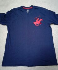 BEVERLY HILLS POLO CLUB Mens T-shirt  XL NWT