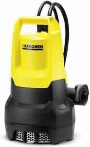 Kärcher Bomba sumergible de agua sucia SP 7 Dirt Hasta 15.500 l/h (1.645-504.0)
