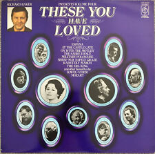Various ‎– These You Have Loved (Volume Four) LP