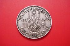 1948 Great Britain One Shilling Scottish Crest