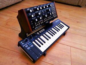 Synth Keys Moog Novation Waldorf DSI Roland Nord Korg Oberheim