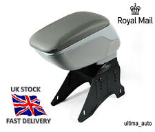 GREY Armrest Centre Arm Console for VW PASSAT TOURAN JETTA POLO GOLF  NEW