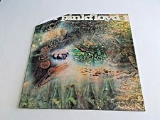 Pink Floyd Saucerful Of Secrets LP 1968 UK Columbia SCX-6258 Vinyl Record
