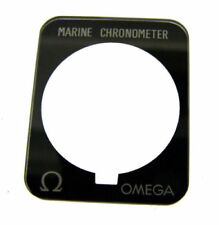 OMEGA CONSTELLATION MARINE CHRONOMETER REF. 398.0836 ORIGINAL GLAS PLUS MONTAGE