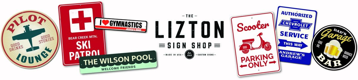 The Lizton Sign Shop