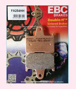 EBC FA254HH Sintered Rear Brake pads for Suzuki GSXR1000 K1-K6 2001 to 2006