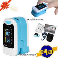 Factory OLED FingerTip Pulse Oximeter Blood Oxygen Saturation SpO2 PR Monitor CE