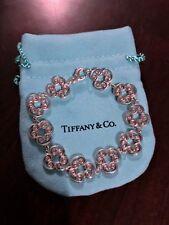 Rare Tiffany and Co. S.S. 925 Paloma Picasso Venezia Goldoni Triplo Bracelet